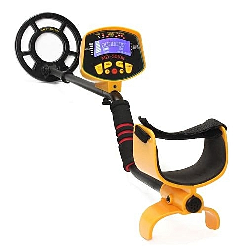 UNIVERSAL Metal Detector Underground Sensitive Type Treasure Digger Gold Hunter MD-3010II