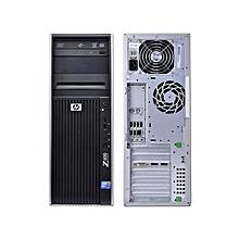Workstation z400 - CMT - Xeon W3565 3.2 GHz - 3 GB - 500 GB
