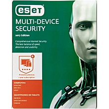 4 User License ESET Internet Security (Multi-device: PC and android phones)