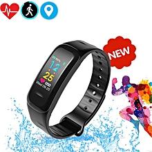 Smart Bracelet Fitness Tracker Heart Rate Monitor Smart Wristband Waterproof Smart Band Activity Tracker Watch