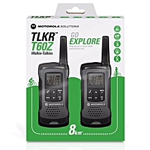 Motorola TLKR T60Z Walkie Talkie WWD