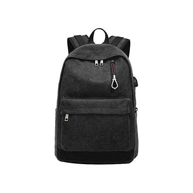 Xingbiaocao Hiking Backpack Travel Bag Waterproof Rain Laptop Camping  Travel Bag -Black 32b8f1aa28d3d