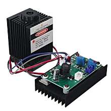 EleksMaker LA03-3500 450nm 3.5W Blue Laser Module With TTL Modulation For DIY Laser Cutter Engraver