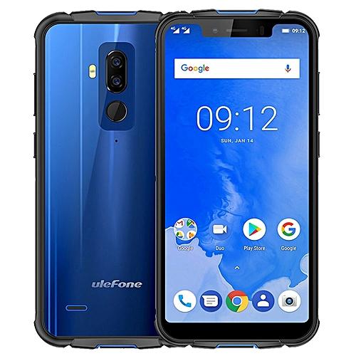 ARMOR 5 4GB RAM 64GB ROM MTK6763 2.0GHz Octa Core 5.85 Inch Corning Gorilla Glass 4 HD+ Full Screen Dual Camera IP68 Waterproof Android 8.1 4G LTE Smartphone