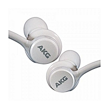 Galaxy S8 / S8 Edge Earphones Tuned by AKG - White
