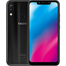 "CAMON 11 Smartphone  - 3GB - 32GB - 16MP - 6.2"" - Dual SIM LTE - Black"