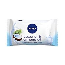 Soap Coconut & Almond Oil  -  90g