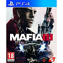PS4 Game Mafia 3