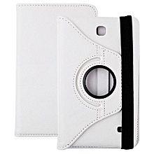 PU Leather 36 Degree Rotating Back Case Holster Protective Cover For Samsung Galaxy Tab 4 7. Inch T23 / T231 / T235