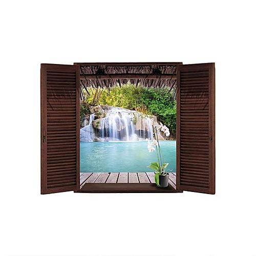 Generic Home Innovative 3d Wall Sticker Environmental Friendly Pvc