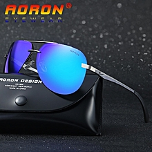 Driving Photochromic Sunglasses Square Men Polarized Chameleon Discoloration Sun glasses for men oculos de sol masculino-pink