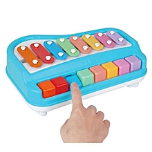 Baby Kid's Octave Tap Piano Music Keyboard(Color:First Pic)