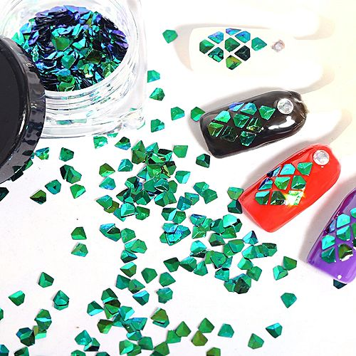 Nail Art 3d Minis Manicure Tips Decoration Wheel Intl Daftar Harga Source · 3D Acrylic Nail