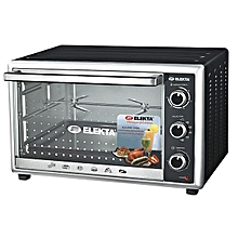 Electric Oven with Rotisserie-43L -Toast/Bake/Broil/Grill/Rotisseri