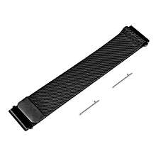 Replacement Metal Milan magnetic Suction Watch Bracelet Strap Band For Xiaomi Huami Amazfit