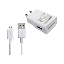 3Ft Cable for Samsung Phones - White