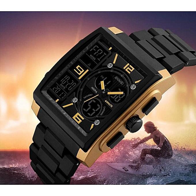 ... Bluetooth 4 0 Source · Fitness Source SKMEI 1274 Fashion Casual Men Watch Outdoor Sport Digital Wrist Watch 50M Waterproof Count