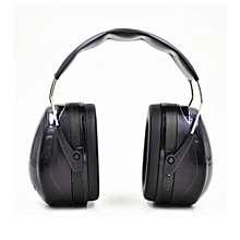 Ear Protection Hearing Muffs Shooting Noise Reduction Safety Soft Earmuffs