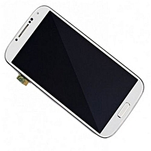 Lcd Screen With Frame Touch Screen Lcd Display Complete Screen Assembly Replacement Parts White For Samsung Galaxy I545