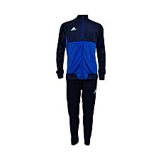 T/Suit Tiro 17 Pes/Trg Men- Bq2597/Bp9704navy/Royal- 2xl