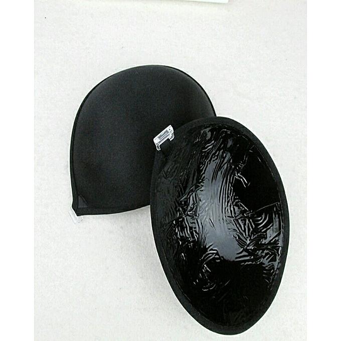 464e1e7f153b7 Generic Black Silicone Adhesive Gel Push Up Backless Bra   Best ...