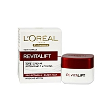 Revitalift Anti-Wrinkle + Firming Eye Cream - 15ml.