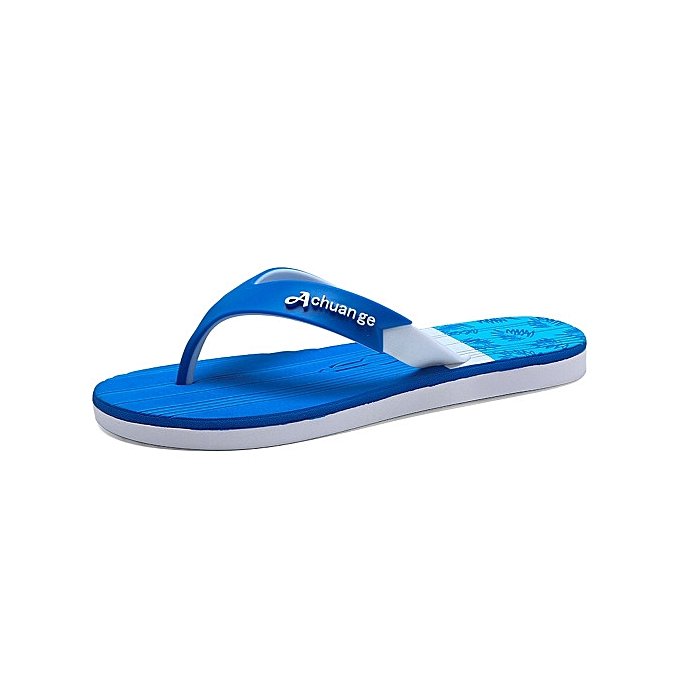 02c216800132 Refined Super Large Size Men s EVA Flip Flops Waterproof Non-slip  breathable slippers Indoor bathing