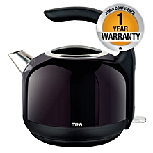 MKT2401 - Kettle, Stainless Steel, Cordless, 1.7L - Black
