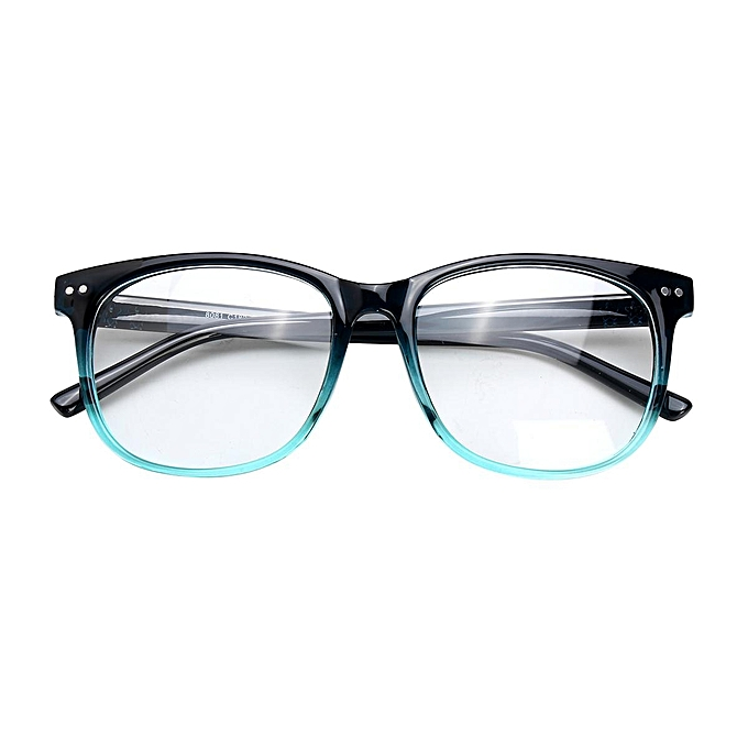0f76318ba4c Generic Men Women Spectacles Round Eyeglass Chic Full Rim Frames Optical Eyewear  Glasses