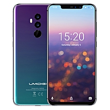 UMIDIGI Z2 Pro, Dual 4G, 6GB+128GB, Dual Back Cameras + Dual Front Cameras, Face ID & Fingerprint Identification,  6.2 inch Sharp Android 8.1 MTK6771 AI-driven Helio P60 Octa Core up to 2.0GHz, Network: 4G, NFC, Wireless Charge(Twilight)