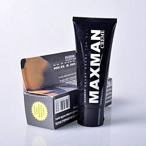 Sexual enhancement cream for men