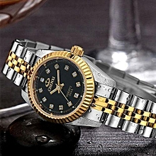 gold watch women watches ladies fashion brand luxury golden wrist quartz watch female clock relogio feminino montre femme