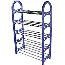 Shoe Rack  Blue