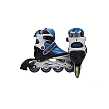 Skate In-Line Adjustable- Jcb21014blue- 31_34