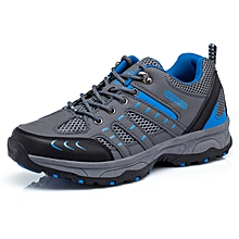 Men Comfy Breathable Outdoor Hiking Athletic Shoes Sports Shoes