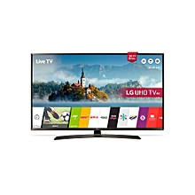 "43UJ634V - 43"" Smart UHD 4K LED TV - Black.."