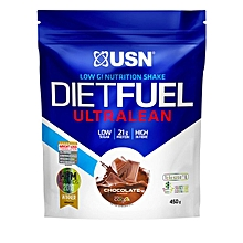Diet Fuel Ultralean, 454g - Chocolate