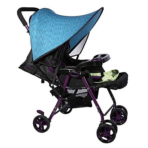 universal baby stroller cover infant car seat sun shade buggy hood sun blocking canopy blue. Black Bedroom Furniture Sets. Home Design Ideas