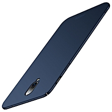 MOFI Frosted PC Ultra-thin Full Coverage Case for OnePlus 6T (Blue)