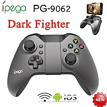LEBAIQI iPega PG-9062 Dark Fighter Multimedia Bluetooth Game Controller Gamepads for Android iOS