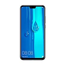 Y9 (2019) 6.5-Inch (4GB RAM, 64GB ROM) Android 8.1 Oreo, (16MP + 13MP) Dual SIM LTE Smartphone - Midnight Black