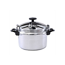 Pressure Cooker - 5 Liter - Silver