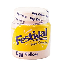Food Colour Egg Yellow 10g