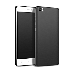 Ultra Thin Excellent Grip Case Cover Bumper Scratch Resistant Coated Premium PC Material Slim Full Protection Cover Skin for Xiaomi Mi Note   XXZ-Z