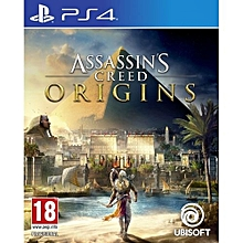 Playstation 4 Game - Assassins's Creed Origins Disc