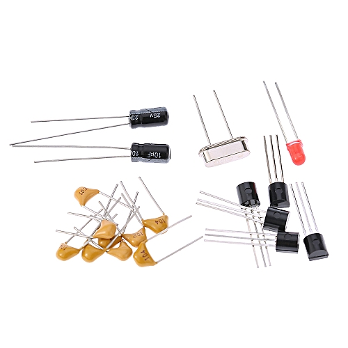 generic multifunctional lcd gm328 transistor tester diode capacitance esr voltage frequency
