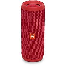 FLIP 4 - Wireless Bluetooth IPX7 Waterproof Speaker – Red