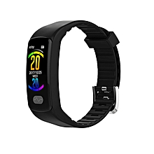 XANES E07 Smart Watch 0.96'' Color Touch Screen IP67 Waterprfoof Heart Rate Monitor Smart Bracelet