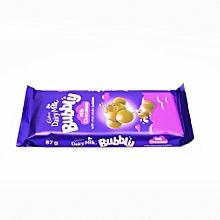 Dairy Milk Bubbly Milk Chocolate - 87g