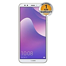 "Y7 Prime (2018) - 3GB Ram - 32GB Rom - 5.99"" Display - Android 8 - Face Unlock Gold"